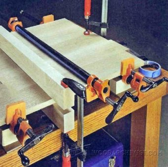 2338-Using Pipe Clamps for Woodworking