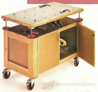 2340-Assembly Table Plans