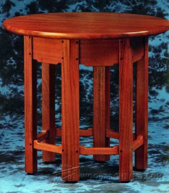 2356-Small Table Plans