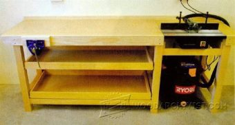 2362-Space Saning Workbench Plans