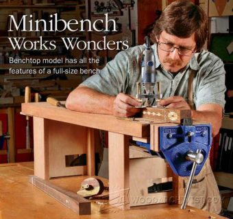 2390-Mini Workbench Plans