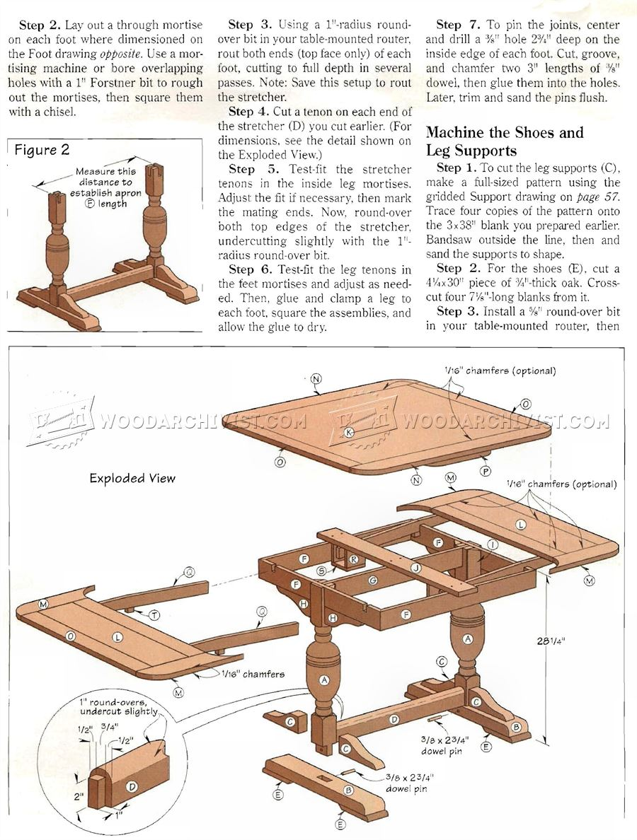 #2422 English Pub Table Plans