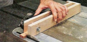 2451-Small Parts Cutting Jig