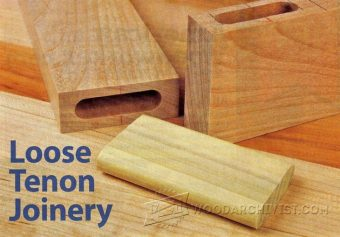 2459-Loose Tenon Joinery