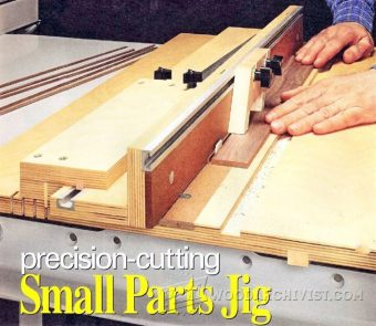 2476-Small Parts Cutting Jig