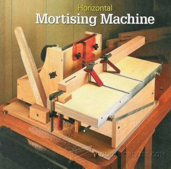 2479-DIY Mortising Machine