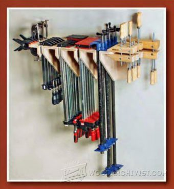 2493-Build Clamp Rack