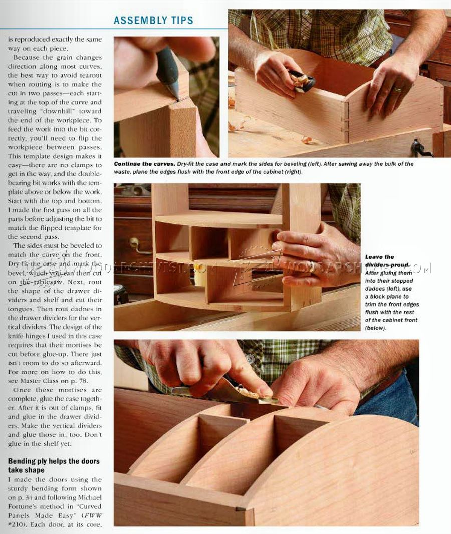 Small Wall Cabinet Plans