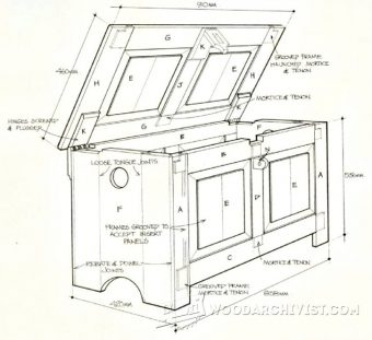 2503-Build Blanket Chest
