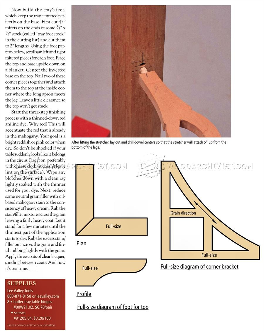 Woodworking Plans Conference Table With Innovative