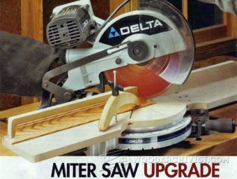 2513-Miter Saw Upgrade