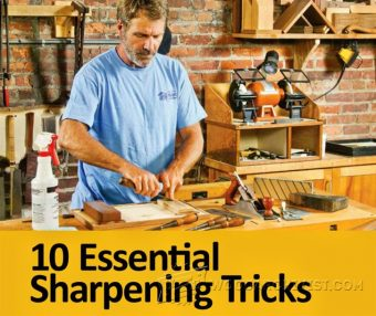 2556-Woodworking Tool Sharpening