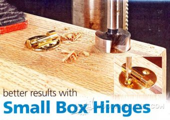 2576-Small Box Hinges