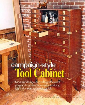 2578-Build Tool Cabinet