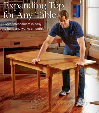 2620-Expanding Table Plans