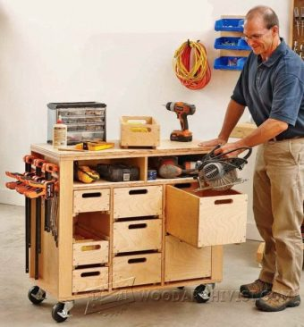 2622-Tool Cabinet Plans