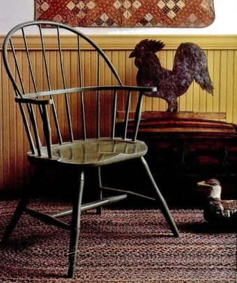 2657-Classiс Windsor Chair Plans