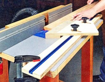 2686-Router Table Featherboard Jig
