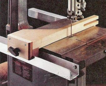 2688-Band Saw Fence System Plans