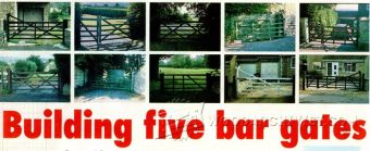 2706-Building  Five Bar Gates