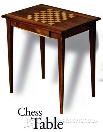 2707-Chess Table Plans