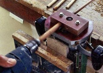 2712-Router Dowel Making Jig
