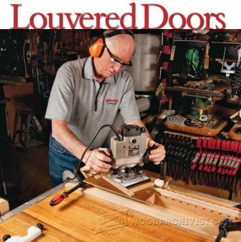 2719-Making Louvered Doors
