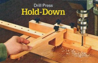 2725-Drill Press Hold Down
