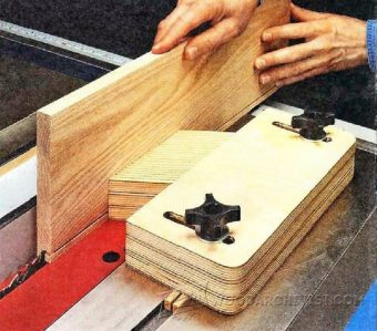 2774-Table Saw Featherboard Jig