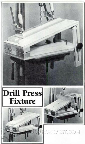 2777-Drill Press Tilt Table Plans