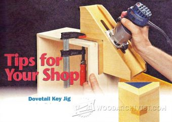 2783-Dovetail Key Jig