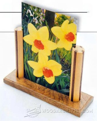 2784-DIY Photo Holder