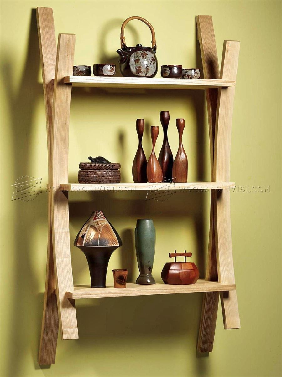 Build Wall Shelf