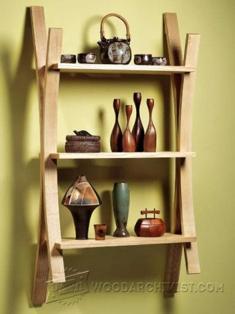 2785-Build Wall Shelf
