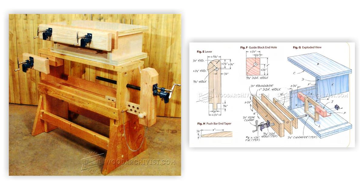 Book of woodworking vice diy in ireland by olivia Build your own toy chest