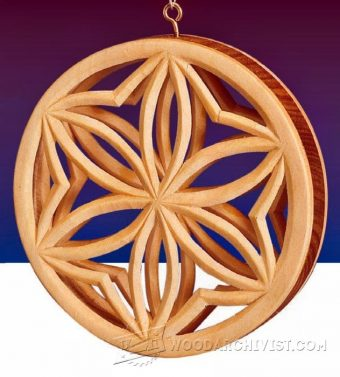 2791-Ornaments - Chip Carving Patterns
