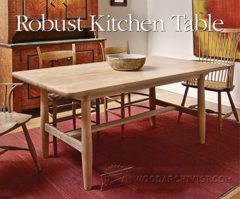 2806-Build Kitchen Table