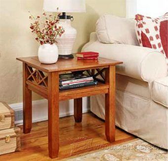 2825-Build End Table