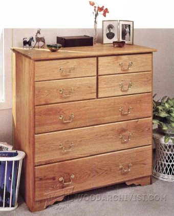 2827-Build Chest of Drawers