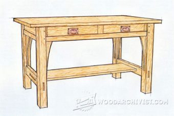 2854-Library Table Plans