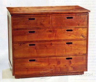 2857-Build Chest of Drawers