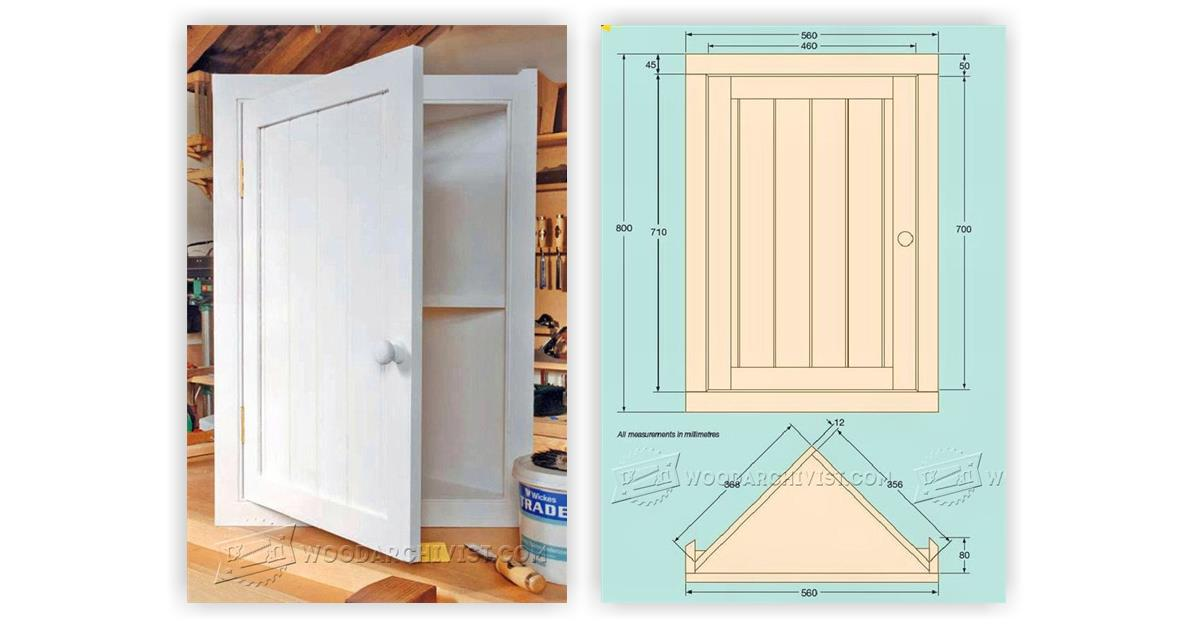 bathroom corner cabinet plans woodarchivist