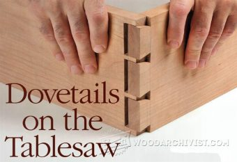 2873-Table Saw Dovetail