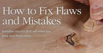 2883-Fixing Woodworking Mistakes