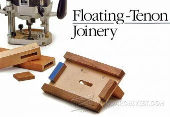 2915-Floating Tenon Joinery