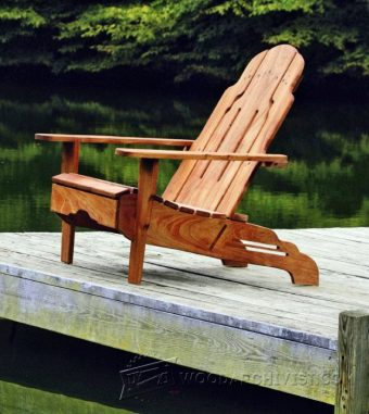 2919-Build Adirondack Chair