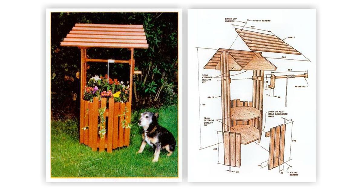 Free Easy Woodworking Plans For Beginners | AndyBrauer.com