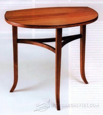 2954-Occasional Table Plans