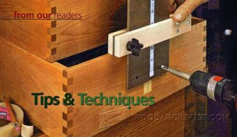 2958-Drawer Pull Drill Jig