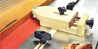 2962-Table Saw Thin Rip Jig